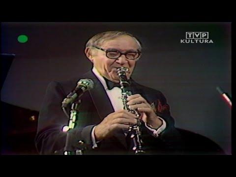 Benny Goodman -  At Sala Kongresowa, Warsaw Poland 1976