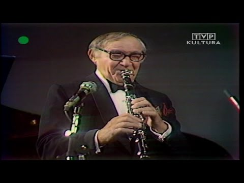 Benny Goodman -  At Sala Kongresowa, Warsaw Poland 1976