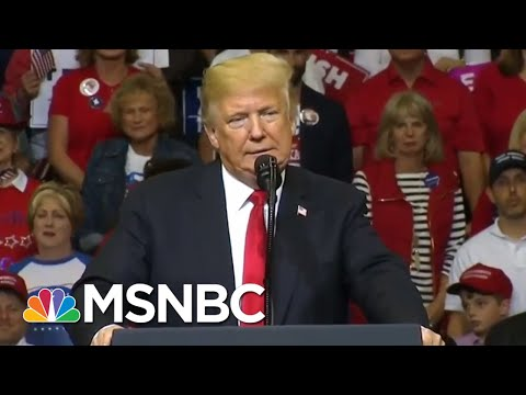 Lawrence: Donald Trump Campaigning On 'Fear And Loathing And Lying' | The Last Word | MSNBC