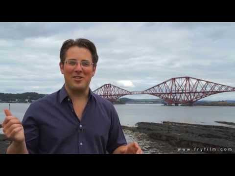 The Forth Bridge: Places to visit in Scotland