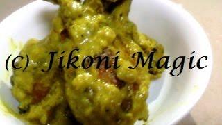 Kuku Paka Kenyan Chicken Curry In Coconut Cream Jikoni Magic