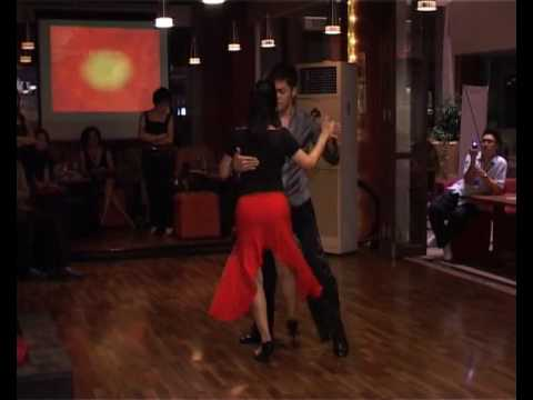 Club Latino Jakarta - Tango by Nurdi & Gennysam