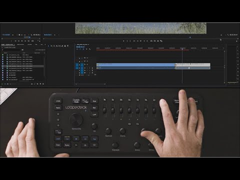 Loupedeck+: Editing in Premiere Pro