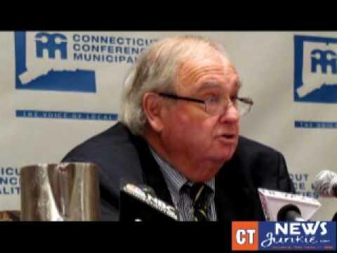 CTNJ-TV: Lowell Weicker on Spending