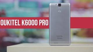 Oukitel K6000 Pro: неожиданная посылка неизвестно откуда.