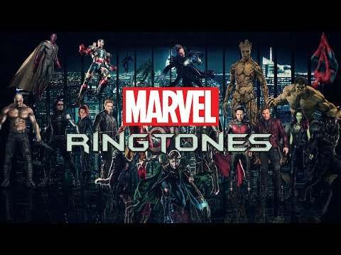 Top 10 Best MARVEL Heroes Ringtone 2018 ( Download Link Available )