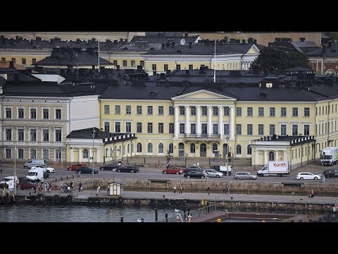 Helsinki: City has hosted meetings between US and Soviet/Russian leaders for decades