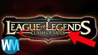 Top 5 Facts About the World's Most Played Game - League of Legends