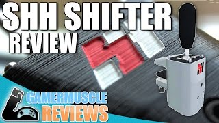 shh shifter review h and sequential driving simulator shifter for pc
