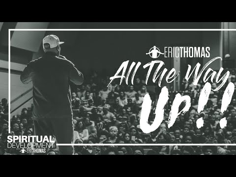Donnie McClurkin - Watch! Eric Thomas All THE WAY UP!!