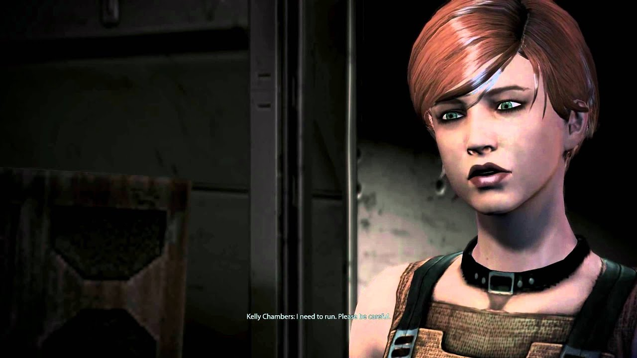 Mass Effect 3: Kelly Chambers Dies