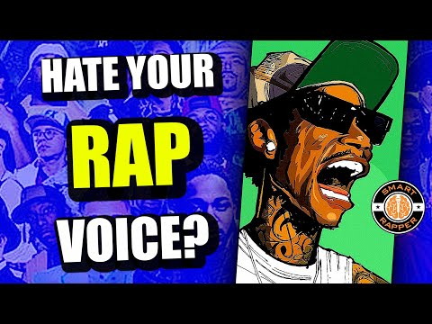 Do You Hate Your Rap Voice? Most Do And Here's why