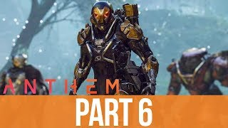 ANTHEM Gameplay Walkthrough Part 6 - THE TYRANT MINE IS HARD NOW ???