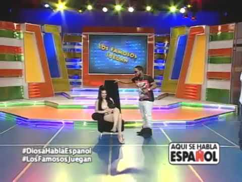 Acara TV di Spanyol...PARAH 17+
