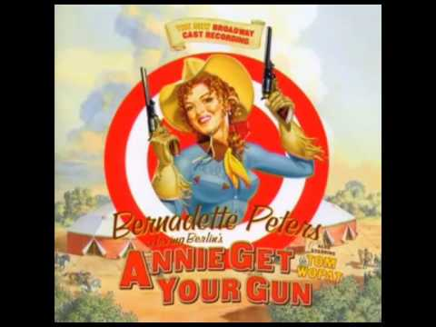 Annie Get Your Gun (1999 Broadway Revival Cast) - 9. They Say It's Wonderful