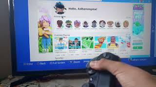 Gambar cover How to play Roblox on ps4
