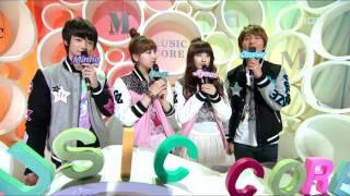 Closing, 클로징, Music Core 20110212