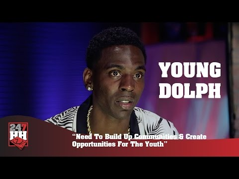 Young Dolph - Need To Build Up Communities & Create Opportunities For The Youth (247HH Exclusive)