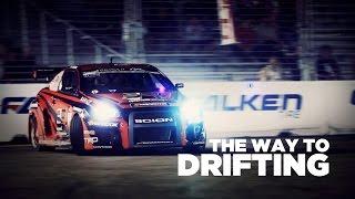 The Way To Drift With Grandmaster Of Drifting | IDRIS ELBA: KING OF SPEED
