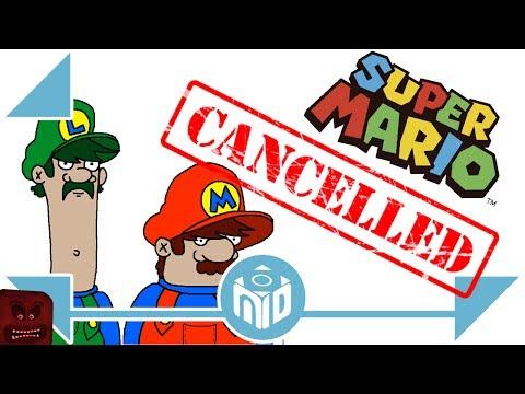 Juegos CANCELADOS de Super Mario | N Deluxe