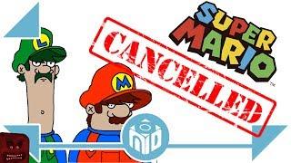 Juegos CANCELADOS de Super Mario   N Deluxe