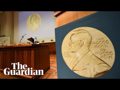 Nobel Prize winners in physics announced for 2019 – watch live