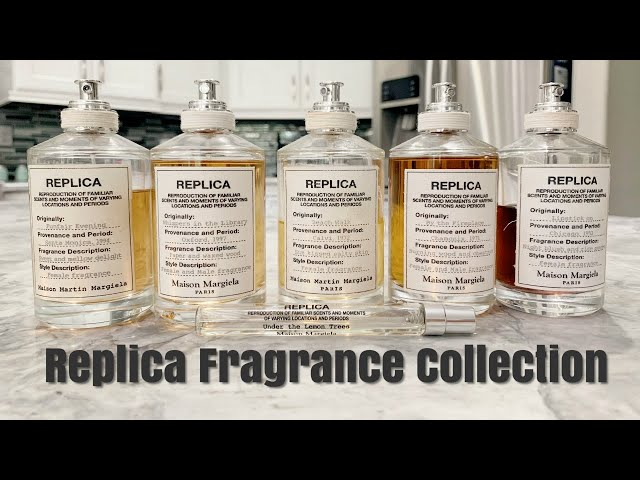 Maison Martin Margiela Replica Fragrance Collection Review & Ranking