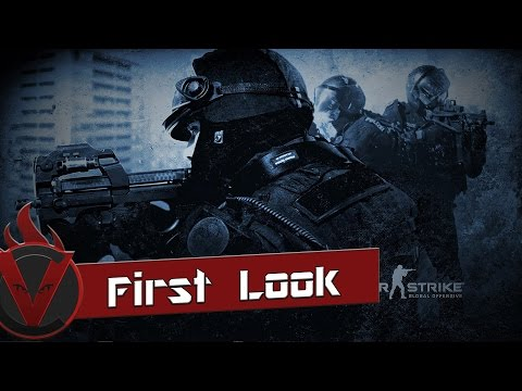 Counter-Strike: Global Offensive Gameplay - First Look HD