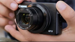 Exclusive: new Canon PowerShot G7X HD pocket camera - first test(We sent Time Lapse and Hyperlapse photographer Matthew Vandeputte to Queenstown, NZ to explore the creative potential of the PowerShot G7X - a new ..., 2014-09-15T12:02:58.000Z)