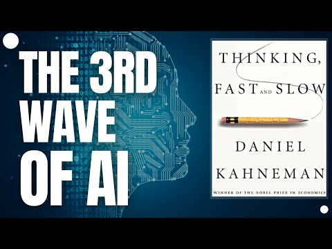 Thinking Fast and Slow and the 3rd Wave of AI | Drawing inspiration from Human Capabilities