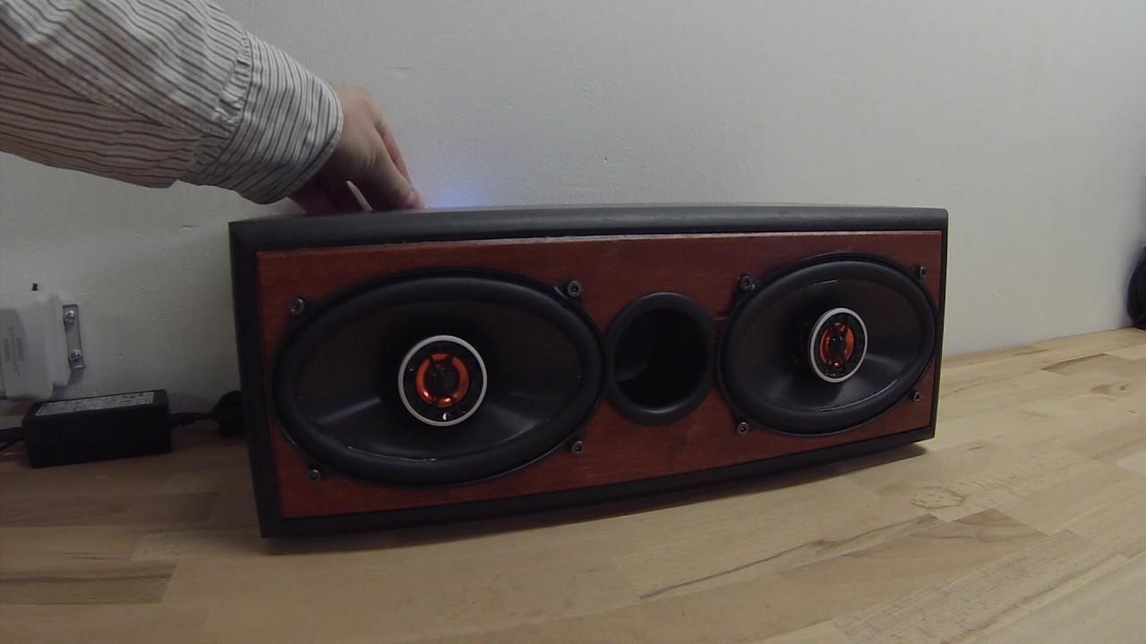 Колонки автомобильные JBL CLUB 9630, коаксиальные, 240Вт - YouTube