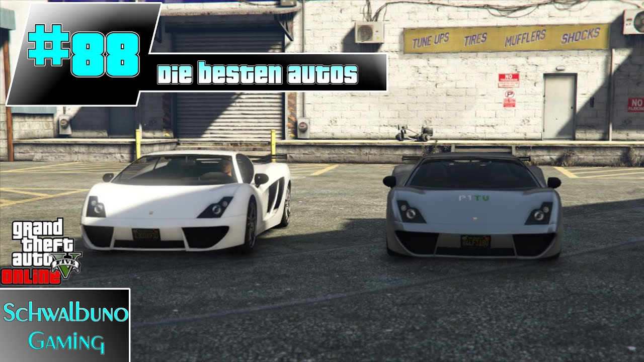 Gta 5 Die Besten Autos