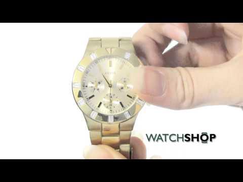 Guess Ladies' Glisten Watch (W13576L1)
