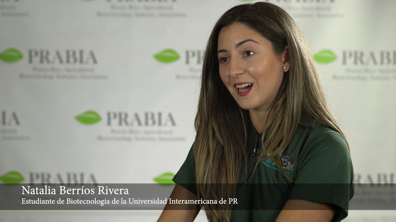 PRABIA fomenta alianzas con la Academia que amplían el conocimiento de los estudiantes.