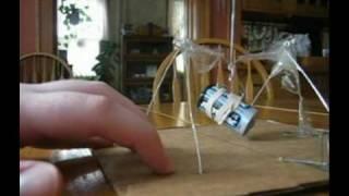 Paperclip Trebuchet