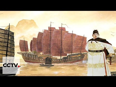 Admiral Zheng He important in java history