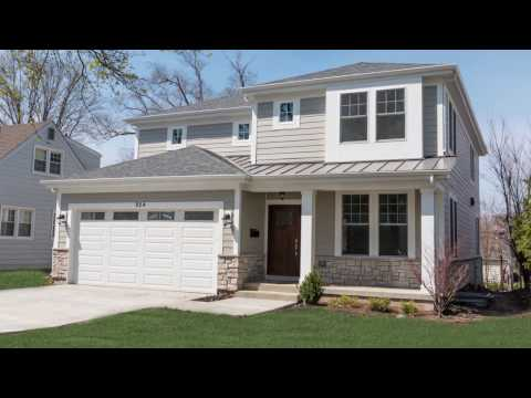 2-Minute Tour: New Home on Ridge Ave in Arlington Heights from US Shelter Homes