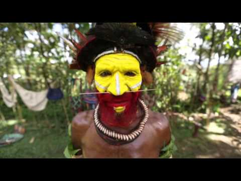 HIGHLANDS: Travel Together through Papua New Guinea with USTOA and Swain Destinations
