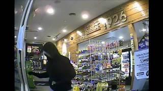 Bensalem Police: Riggins Gas Robbery