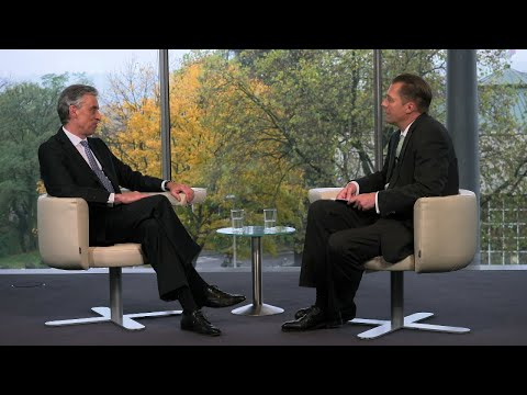 Interview with CEO Frank Appel on the financial figures 9M 2017