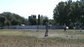 Бейсбол. Ильичевск 2011.11