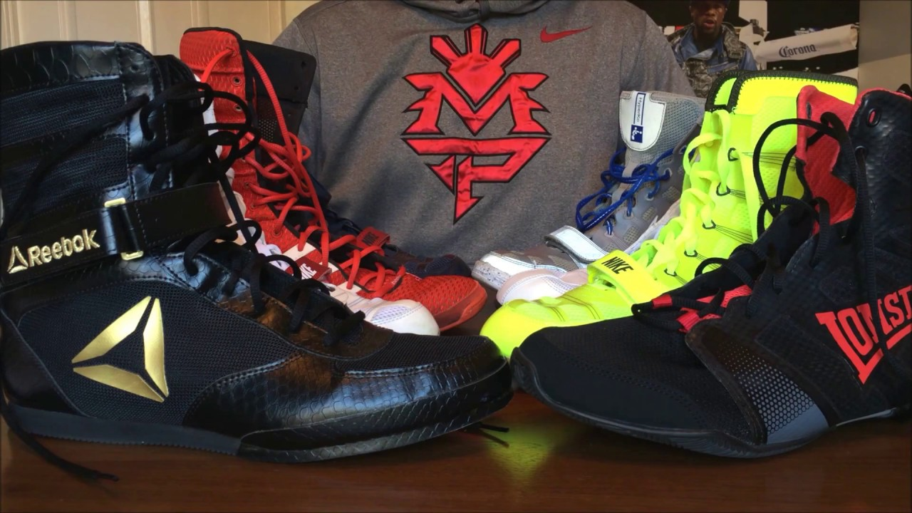 WHAT BOXING BOOTS YOU SHOULD BUY - YouTube