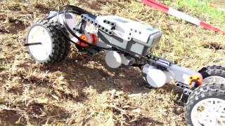 Lego NXT Roboter robot Hillclimbing, Ausgabe 2, 2nd edition
