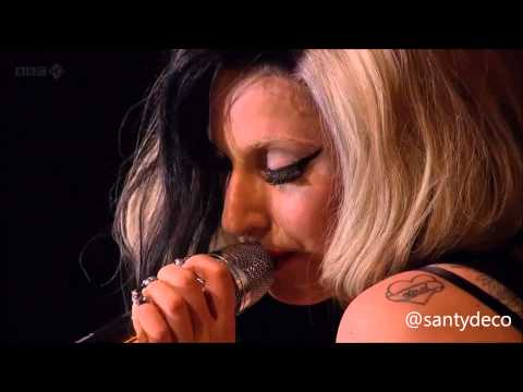 Lady Gaga - (BBC Radio 1's Big Weekend) Live Full 2011