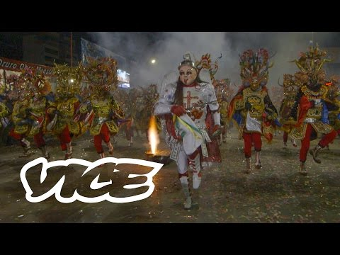 Carnaval de Oruro X VICE