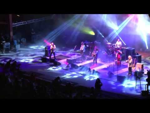 """RAILROAD EARTH - """"Live At Red Rocks"""""""