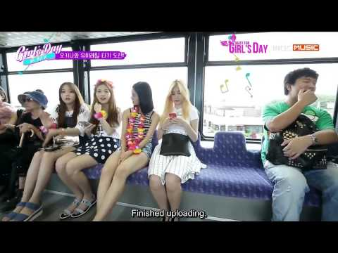 [ENG SUB] Girl's Day's One Fine Day - Episode 1
