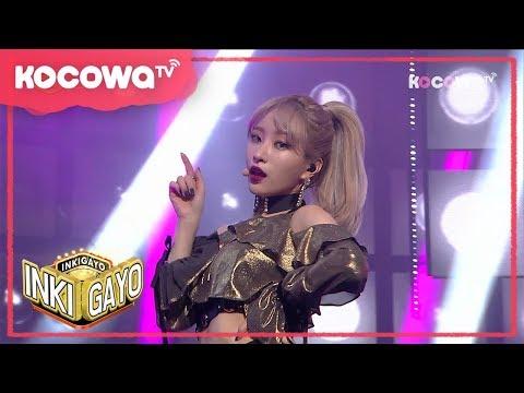 """[Inkigayo] Ep 938_""""DDD"""" by EXID"""