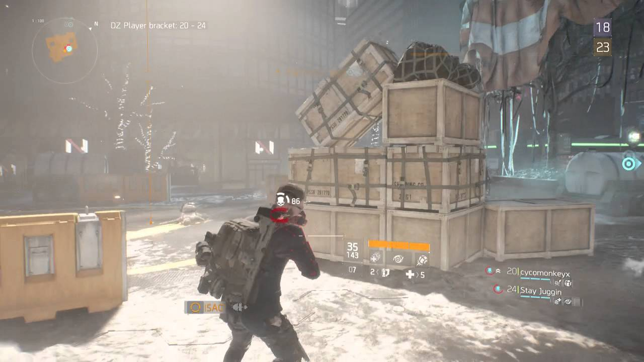 how to go rogue in dark zone