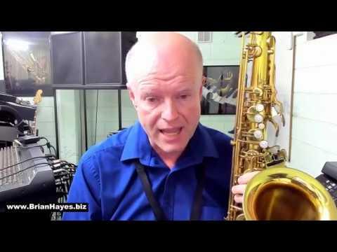 Basic Blues for the Saxophone